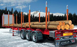 Italeri Timber Trailer 1:24 #3868
