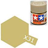 X 31 Titanium Goud