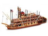 14003 - Raderstoomboot Mississippi