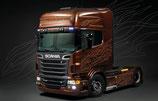 "Italeri Scania R730 ""Black Amber"" 1:24 #3897"