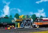 Pompstation voor dieselloks 120145