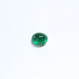 Smaragd, CaboOval, 0,39 ct.