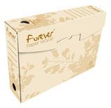 Archiefdozen van gerecycleerd karton Forever - set van 5 st