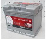 Аккумулятор 6ст - 60 (Fiamm) серия Titanium Pro оп