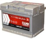 Аккумулятор 6ст - 60 (Fiamm) серия Titanium Pro оп - низкий