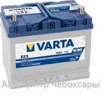 6ст - 70 (Varta) Е23 Blue Dynamic Asia . 570 412 063 - оп