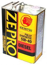 Idemitsu Zepro Diesel F-S CF 5w40 4л
