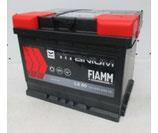 Аккумулятор 6ст - 60 (Fiamm) серия Titanium Black - пп