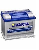 6ст - 74 (Varta) Е11 Blue Dynamic . 574 012 068 - оп