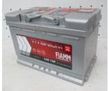 Аккумулятор 6ст - 74 (Fiamm) серия Titanium Pro оп