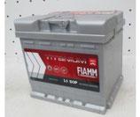 Аккумулятор 6ст - 50 (Fiamm) серия Titanium Pro - оп