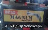 Аккумулятор 6ст - 90 (Magnum) - пп