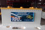Аккумулятор 6ст - 190  (Подольск) болт