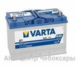6ст - 95 (Varta) G7 Blue Dynamic Asia . 595 404 083 - оп