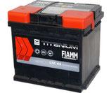 Аккумулятор 6ст - 44 (Fiamm) серия Titanium Black - пп