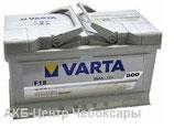 6ст - 85 (Varta) F18 SilverDynamic . 585 200 080 - оп