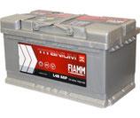 Аккумулятор 6ст - 85 (Fiamm) серия Titanium Pro низкий оп