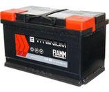 Аккумулятор 6ст - 95 (Fiamm) серия Titanium Black - оп