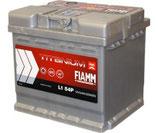 Аккумулятор 6ст - 54 (Fiamm) серия Titanium Pro - оп