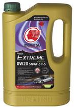 Idemitsu Extreme ECO F-S 0w20 SN/GF-5 4л
