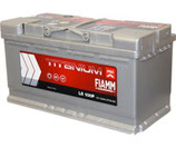 Аккумулятор 6ст - 100 (Fiamm) серия Titanium Pro оп