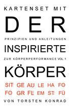 DER INSPIRIERTE KÖRPER   Lernkarten für FREIE BEWEGUNG