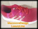 Veredelung von Adidas Sneakern mit original Swarovski Crystals!