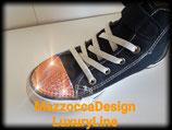 Veredelung von Converse Sneakern für Kinder und Erwachsene mit original Swarovski Crystals!