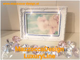 Romantic White Sapphire Fotorahmen