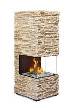 Ethanol-Feuerstelle - Rock