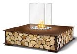 Ethanol-Feuerstelle - Bench