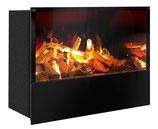 Effektfeuer Hip Wood XL - Einbau