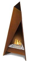 Ethanol-Feuerstelle - Tent