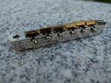 ABRM-59BG, Nickel plated, natural brass saddles, gloss finish Ar. Nr. 3062
