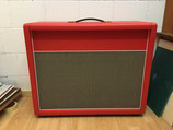 "TAD Cabinet 2x12"" Fane A60 Speakers 8 Ohm, red"