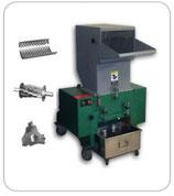 SS400 Granulator Machine | NE-SS400-01
