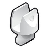 Plexiglas Schroef (8st)