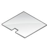 Plexiglass Panel (Slide)
