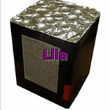 Rauchkometen Batterie Lila, T1
