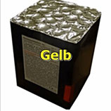 Rauchkometen Batterie Gelb, T1