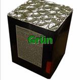 Rauchkometen Batterie Grün, T1
