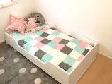 Cama Montessori para colchón 140x70cm