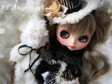 †L'Ange noir† カスタムブライス