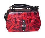 Designer Handtasche rote Lady
