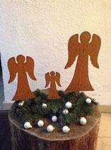 Weihnachtsengel, verschiedene Größen oder SET