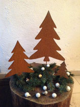 Christbaum, Tanne, Weihnachtsbaum, verschiedene Größen oder SET