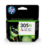 HP305XL kleur cartridge