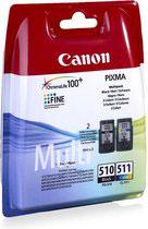 Canon 510/511 combi