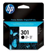 HP301 zwart cartridge