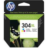 HP304XL kleur cartridge